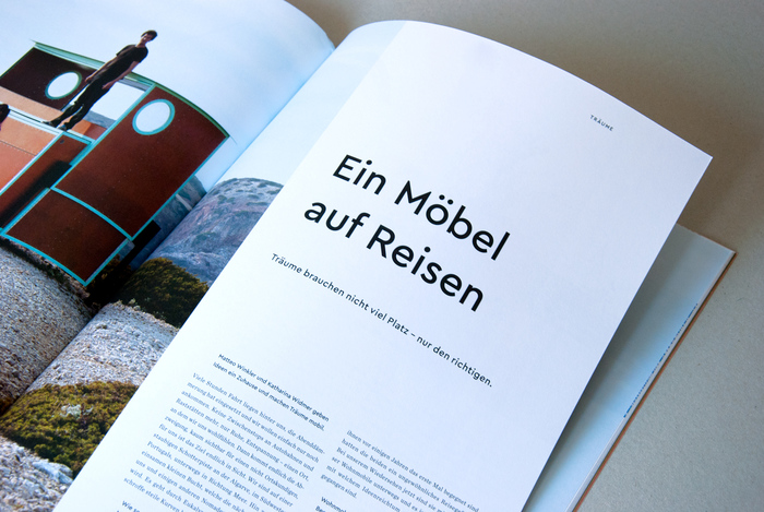 Über Magazin, issue #8 3