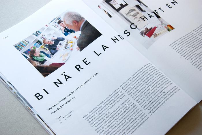Über Magazin, issue #8 5