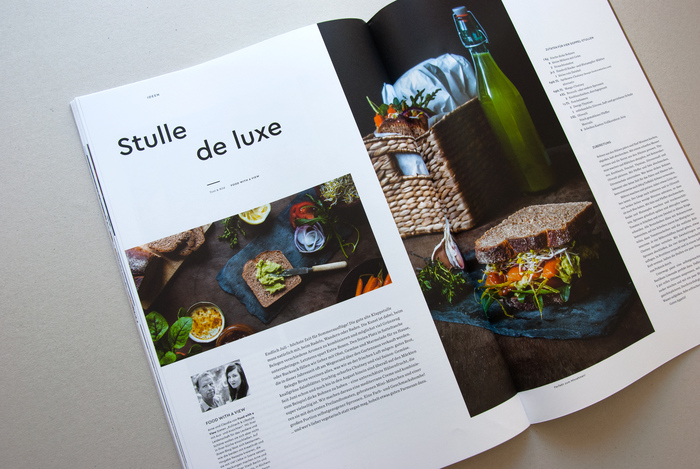 Über Magazin, issue #8 6