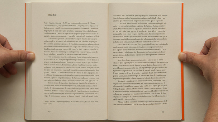 A short bio about Haultin, his work, and the Haultin family that that was first shown in the second edition of the book, published by Hyphen Press.