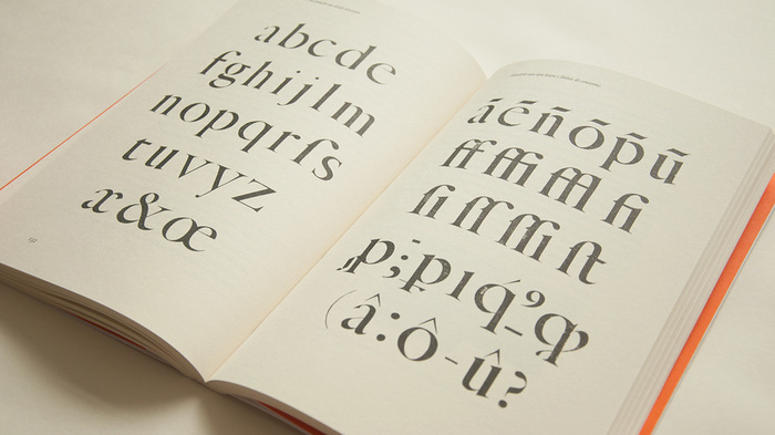 Sample of a typeface for large sizes, cut by Hendrik van den Keere.