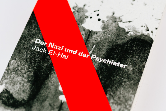 Close-up front cover