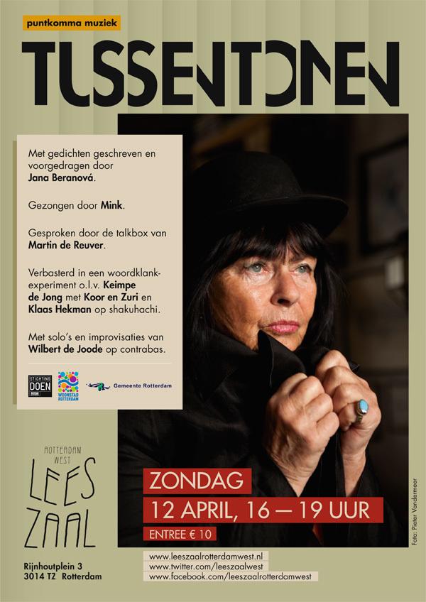 Visual identity Leeszaal Rotterdam West 5