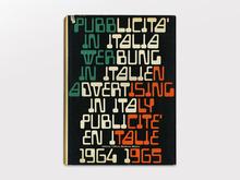 <cite>Pubblicità in Italia, 1964–1965</cite>
