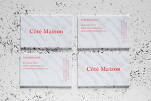 Côté Maison identity