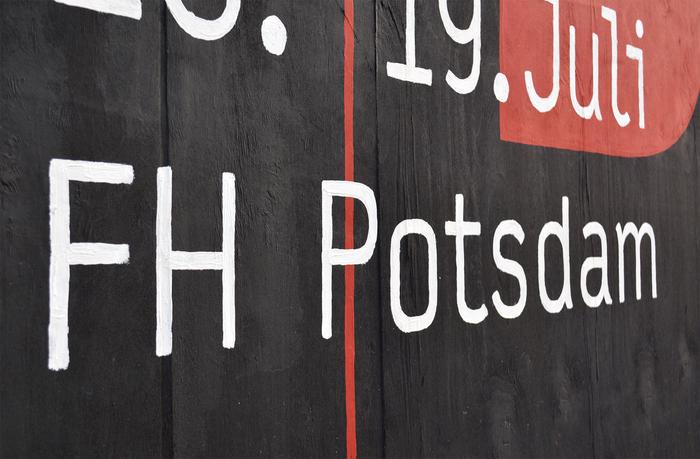Werkschau 2015, FH Potsdam 3