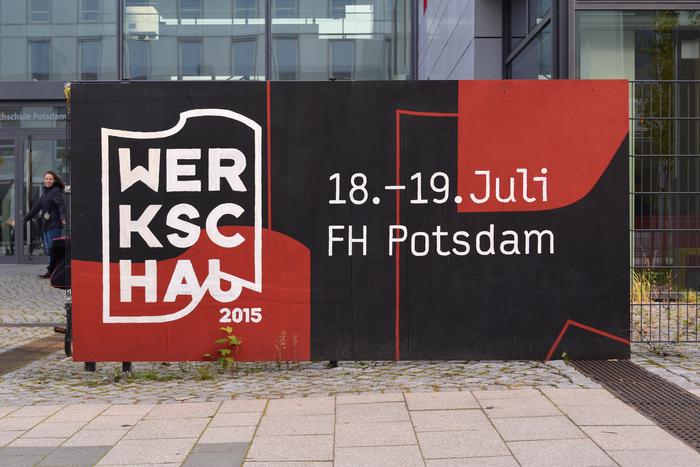 Werkschau 2015, FH Potsdam 2