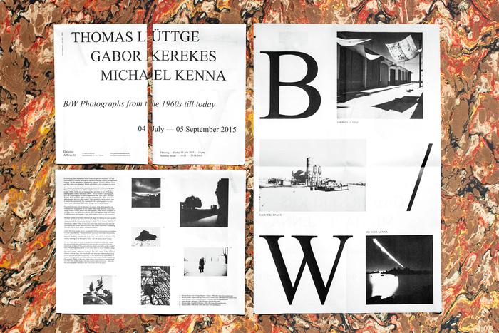 Galerie Albrecht identity 3