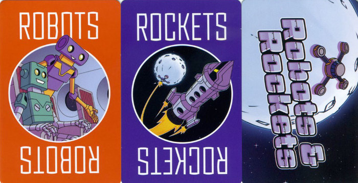 Robots and Rockets 3
