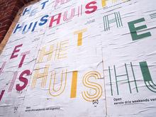 <cite>Het Huis</cite> posters