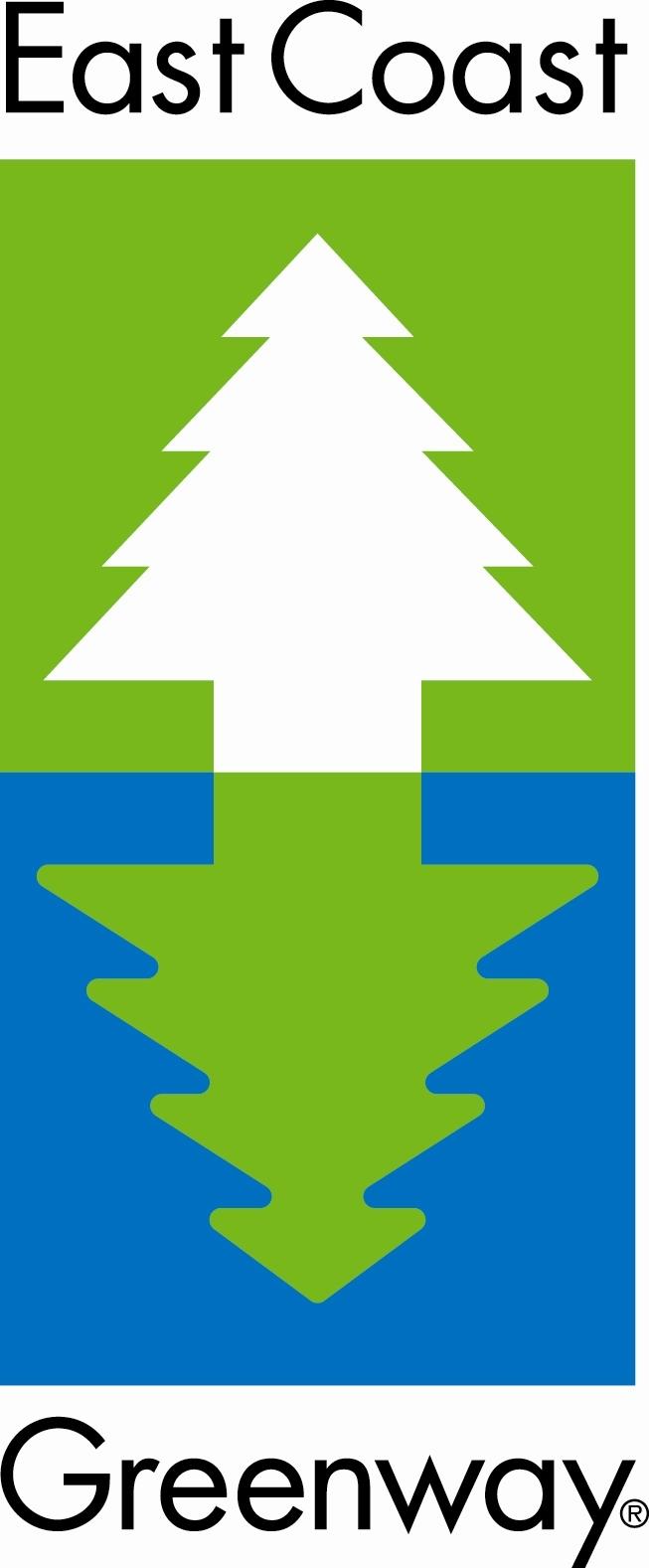 East Coast Greenway Sign 2
