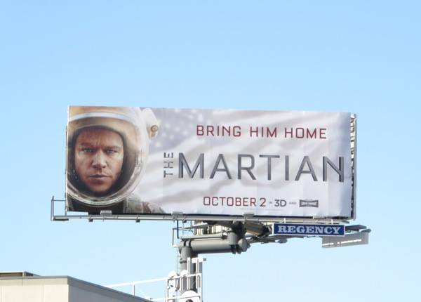 The Martian promotional campaign 6