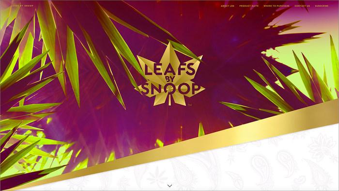 Leafs by Snoop 1