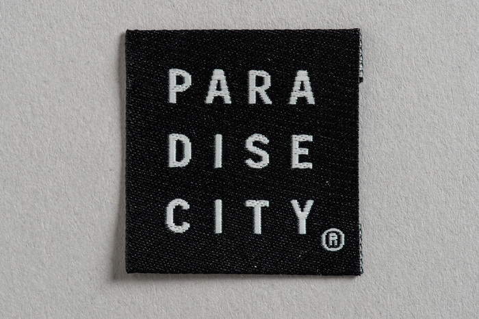 Paradise City hangtags and labels 7