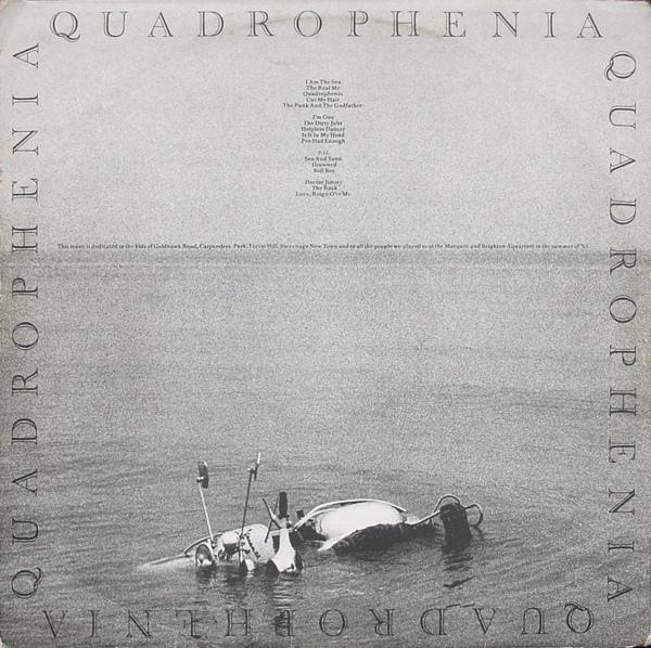 Quadrophenia by The Who 2