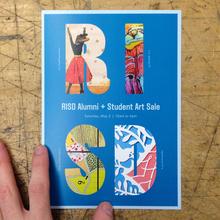 RISD Alumni + Student Art Sale