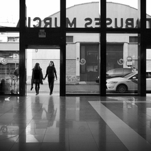 Murcia bus station
