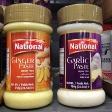 National Foods Ginger and Garlic Paste