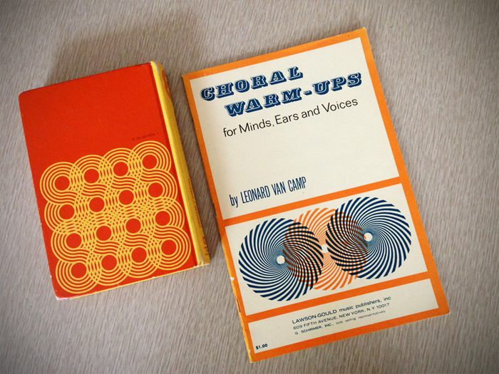 Choral Warm-Ups for Minds, Ears and Voices by Leonard Van Camp