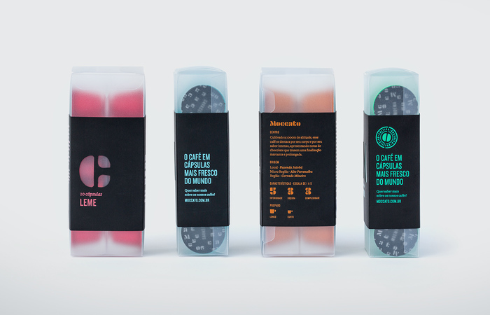 Moccato Coffee Branding & Packaging 5