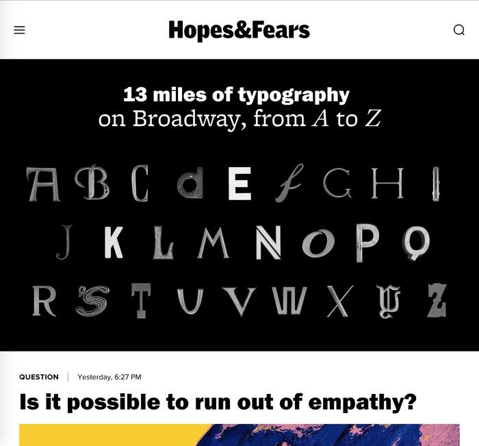 Hopes&Fears 1