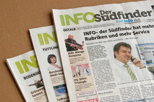 <cite>INFO – Der Südfinder</cite>