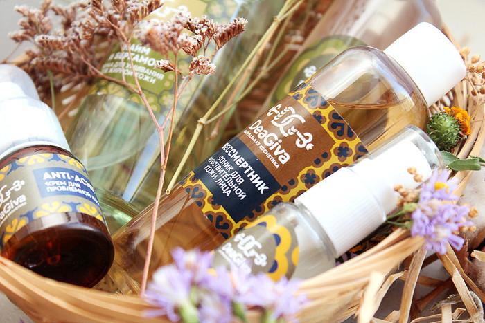 Dea Giva natural cosmetics 2