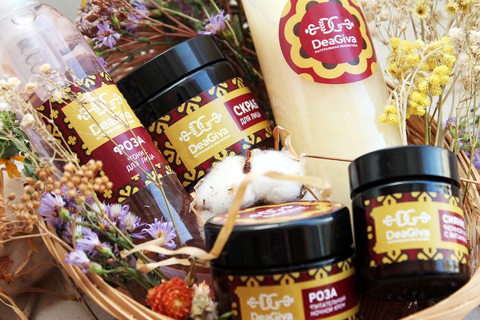 Dea Giva natural cosmetics 3