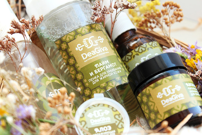 Dea Giva natural cosmetics 5