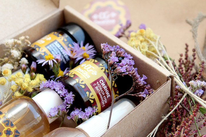 Dea Giva natural cosmetics 6