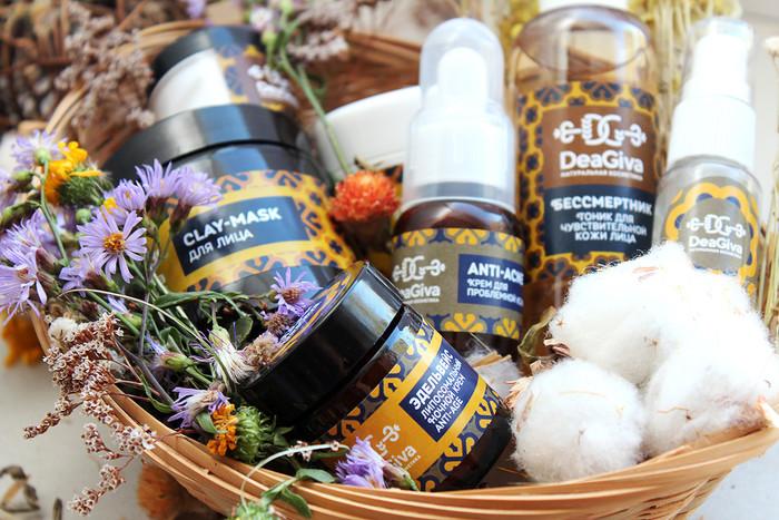 Dea Giva natural cosmetics 7