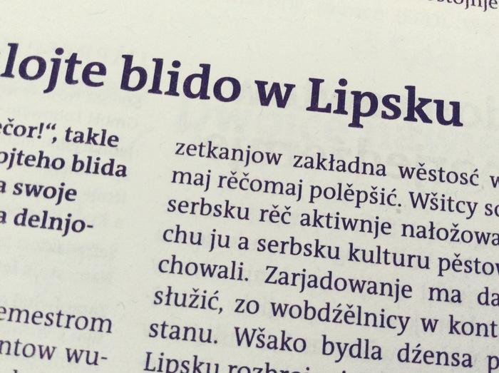 Redesign Serbske Nowiny 4