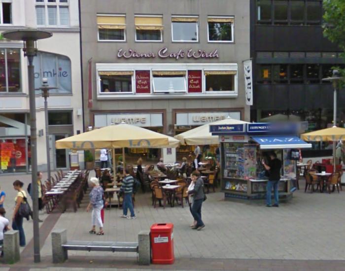 Wiener Café Wirth 2