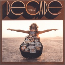 Neil Young – <cite>Decade </cite>album art