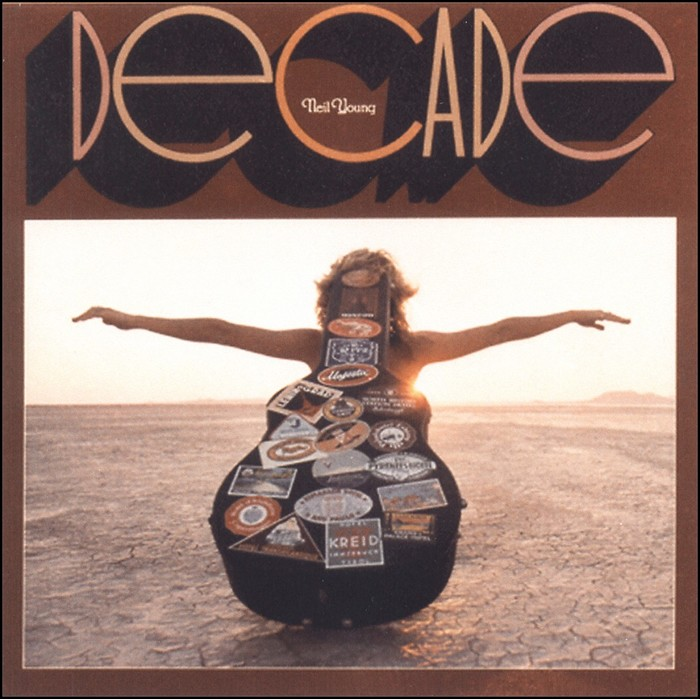 Neil Young – Decade album art 1