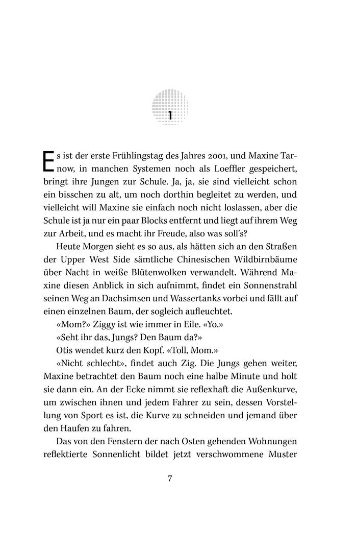 Bleeding Edge by Thomas Pynchon, Rowohlt edition 3