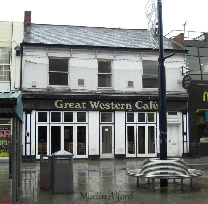 Great Western Café, West Bromwich