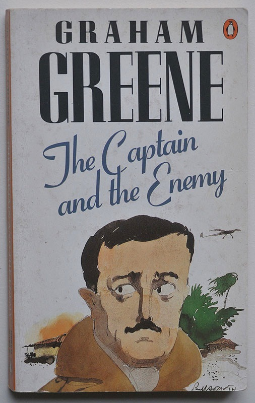 The Captain and the Enemy by Graham Greene 2