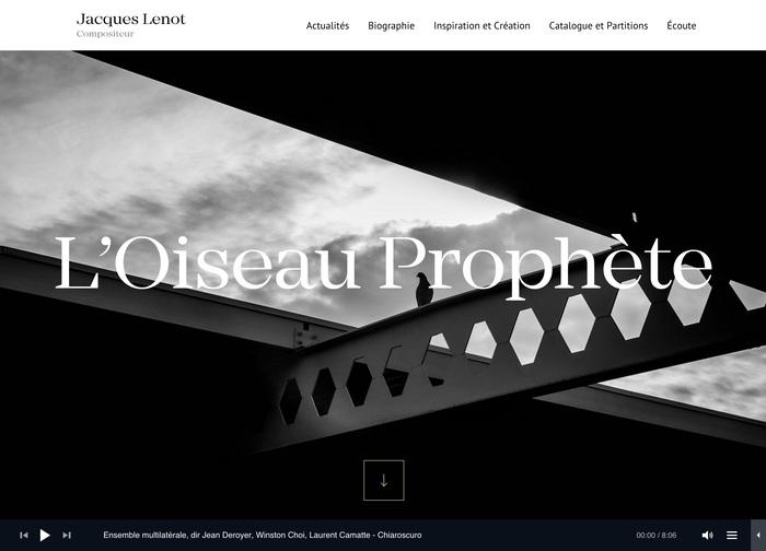 Jacques Lenot website 10