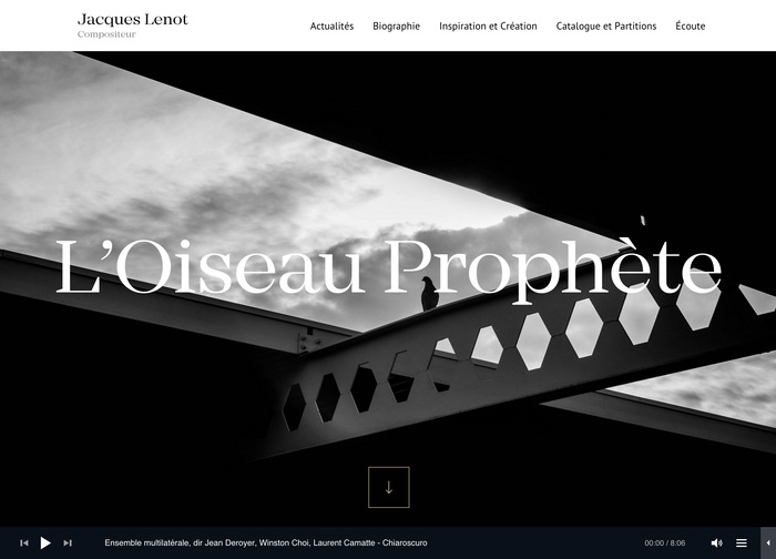 Jacques Lenot website 10