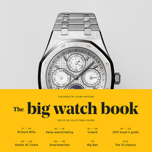 "<cite>Esquire</cite>'s <cite>Big Watch Book</cite>, issue<span class=""nbsp""> </span><span class=""nbsp""></span>1"