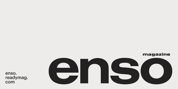Enso magazine homepage 1