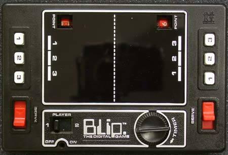 Tomy Blip / World Tennis / Blip-o-mat 2