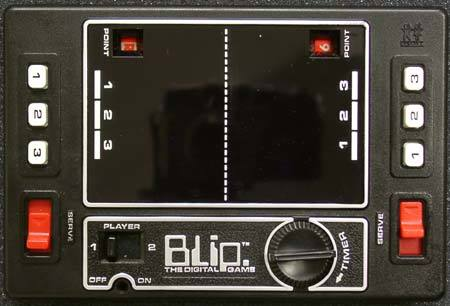 Tomy Blip / World Tennis / Blip-o-mat 2