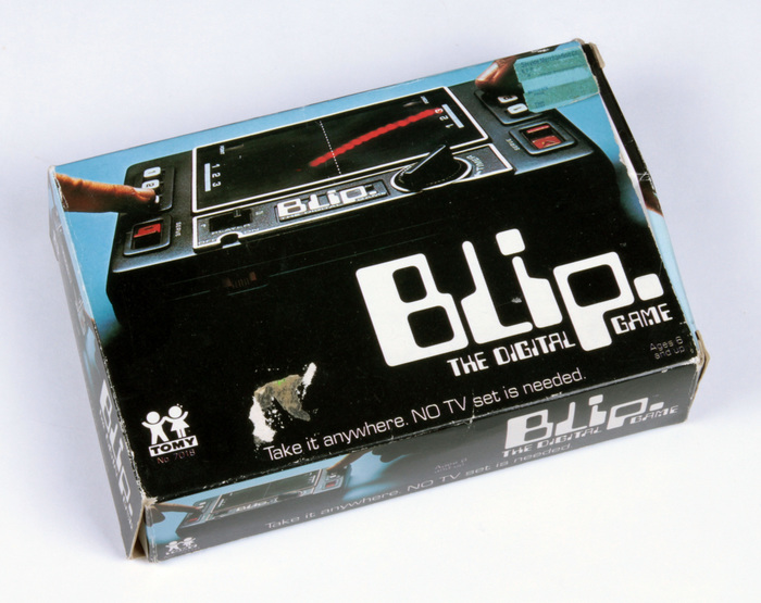 Tomy Blip / World Tennis / Blip-o-mat 6