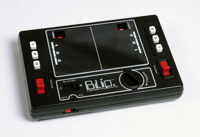 Tomy Blip / World Tennis / Blip-o-mat 7