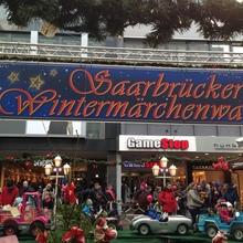 Saarbrücker Wintermärchenwald