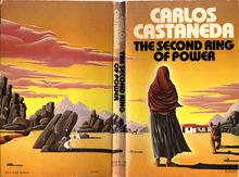 <cite>Tales of Power</cite> and <cite>The Second Ring of Power</cite> by Carlos Castaneda, Simon and Schuster