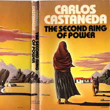 <cite>Tales of Power</cite> and <cite>The Second Ring of Power</cite> by Carlos Castaneda (Simon and Schuster)