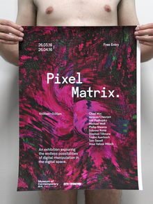 Pixel Matrix.